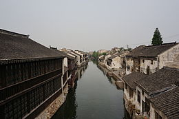 Ditang View from Tongjin Bridge 02 2014-06.JPG