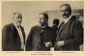 Dittmar Finkler, Heinrich Fritsch, August Bier 1906.png