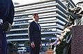 Dmitry V. Feoktistov - Ofrenda Floral en Plaza San Martín 04.jpg