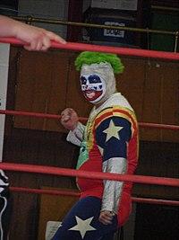 Osborne als originaler Doink the Clown