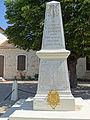Dolmayrac - Monument aux morts -1.JPG