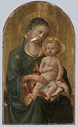 Domenico di Michelino: Madonna and Child