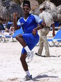 Dominican Republic resort enternainment worker.jpg