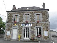 Dompierre-du-Chemin (35) Mairie.jpg