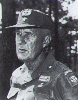 Donald Blackburn United States Army general