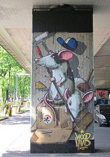 Graffiti Wikipedia