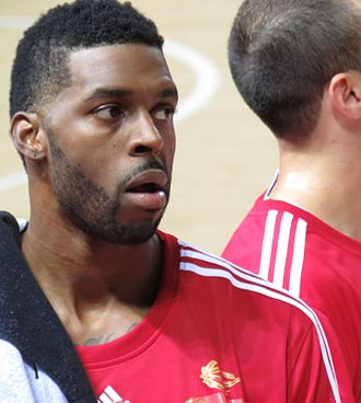 Donta Smith - Smith with Hapoel Jerusalem, 2015