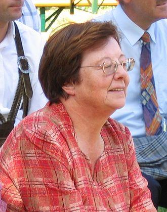 Doris Debenjak - Image: Doris Debenjak