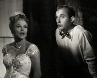"1950 in music - Dorothy Kirsten and Bing Crosby in ""Mr. Music""."