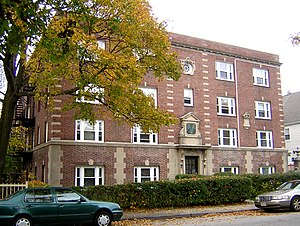 Dorothy Q Apartments - Image: Dorothy Q Apartments Quincy MA 01