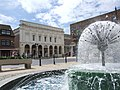 Dover Museum and the Market Square fountain - geograph.org.uk - 2026852.jpg