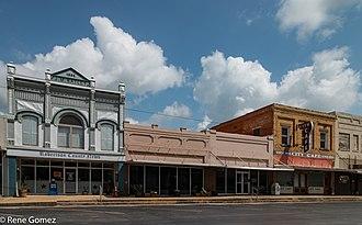 Hearne, Texas - Downtown Hearne, Texas (2017)