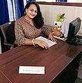 Dr Nikisha Jariwala at Her Work place.jpg
