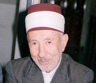 Mohamed Said Ramadan Al-Bouti - Image: Dr bouti 1