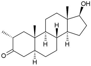 Drostanolone - Image: Drostanolone New And Improved