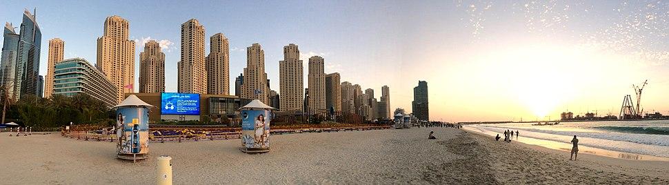 Dubai Marina The Beach