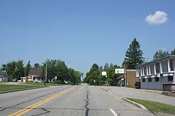 Dunbar Wisconsin Downtown Looking West US8.jpg