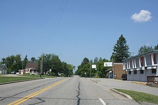 Dunbar (CDP), Wisconsin Census-designated place in Wisconsin, United States