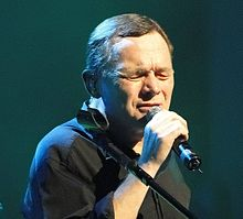 Duncan Campbell with UB40, Birmingham Symphony Hall, 2010