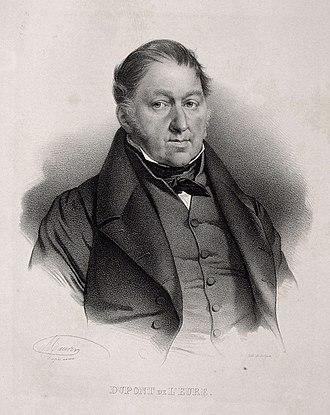 Jacques-Charles Dupont de l'Eure - Image: Dupont de l'Eure