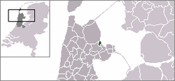 Dutch Municipality Medemblik 2006.png