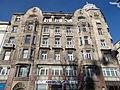 Dwelling building. S. - 18., József Attila St., Budapest.JPG