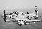 EA-1F VAW-13 1966