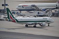 EI-RNE - E190 - Alitalia