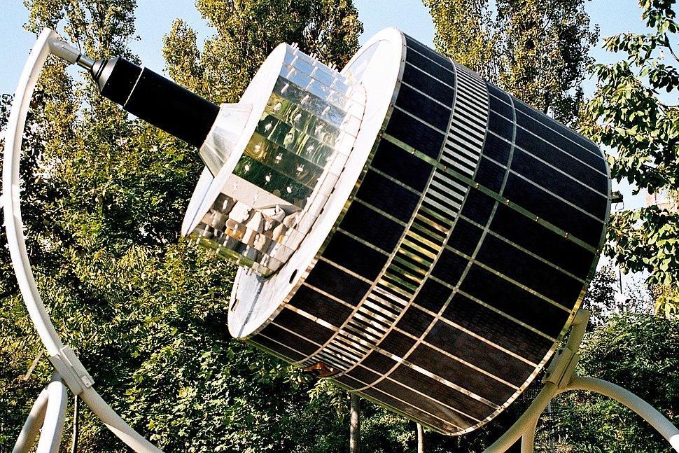 EUMETSAT Meteosat model