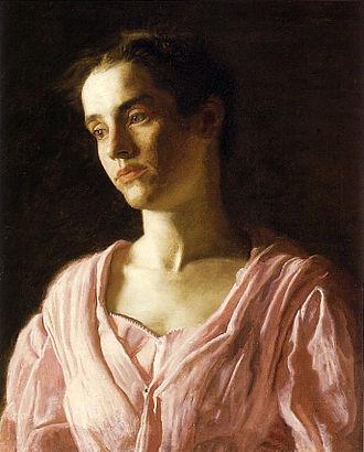 Portrait of Maud Cook - G-279.