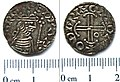 Early Medieval coin; penny of Edward the Confessor (FindID 436231).jpg