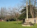 East Malling war memorial - geograph.org.uk - 1228229.jpg