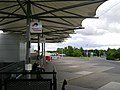 East Midlands Airport bus bays - geograph.org.uk - 1409925.jpg