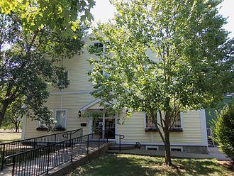 Village of East Davenport - Image: East Turner Hall Davenport, Iowa