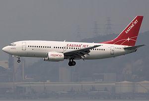 Eastar Jet Boeing 737-700