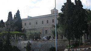 Stella Maris Monastery - Stella Maris Monastery on Mt. Carmel