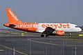 EasyJet (UNICEF Livery), G-EZIO, Airbus A319-111 (16270476929).jpg