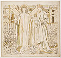 Edward Burne-Jones - Chaucer's 'Legend of Good Women' - Amor and Alcestis - Google Art Project.jpg