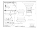 Edward Dexter House, 72 Waterman Street (moved from George Street), Providence, Providence County, RI HABS RI,4-PROV,23- (sheet 16 of 53).png