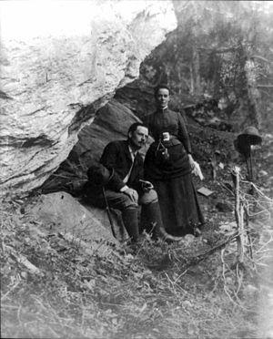 Edward MacDowell - Edward and Marian MacDowell; (c. 1905)