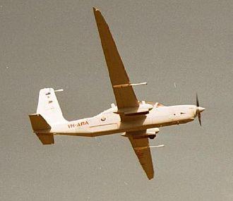 Grob G 520 - G 520 in 1991