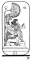 Egyptian Tarot (Falconnier) 08.png