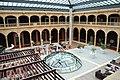 El Burgo de Osma (RPS 18-09-2010) Universidad de Santa Catalina, patio.jpg