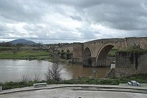 Battle of Arzobispo - Image: El Puente del Arzobispo Puente 974