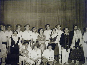 Basque Mexicans - Basque exiles of the Spanish Civil War in Mexico City
