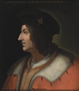 Spanish nobility - Image: El gran capitán (Museo del Prado)