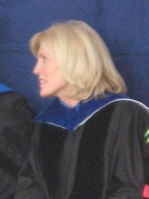 Elaine S. Dalton - Dalton at BYU Commencement in April 2008