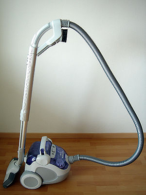 Electrolux - An Electrolux canister vacuum cleaner