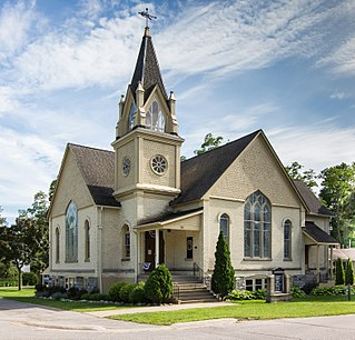 Elk Rapids First Methodist Episcopal Church United States historic place