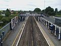 Elmers End stn high southbound.JPG